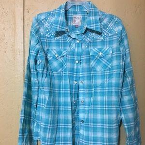 Shirts & Tops - Roper Western shirt